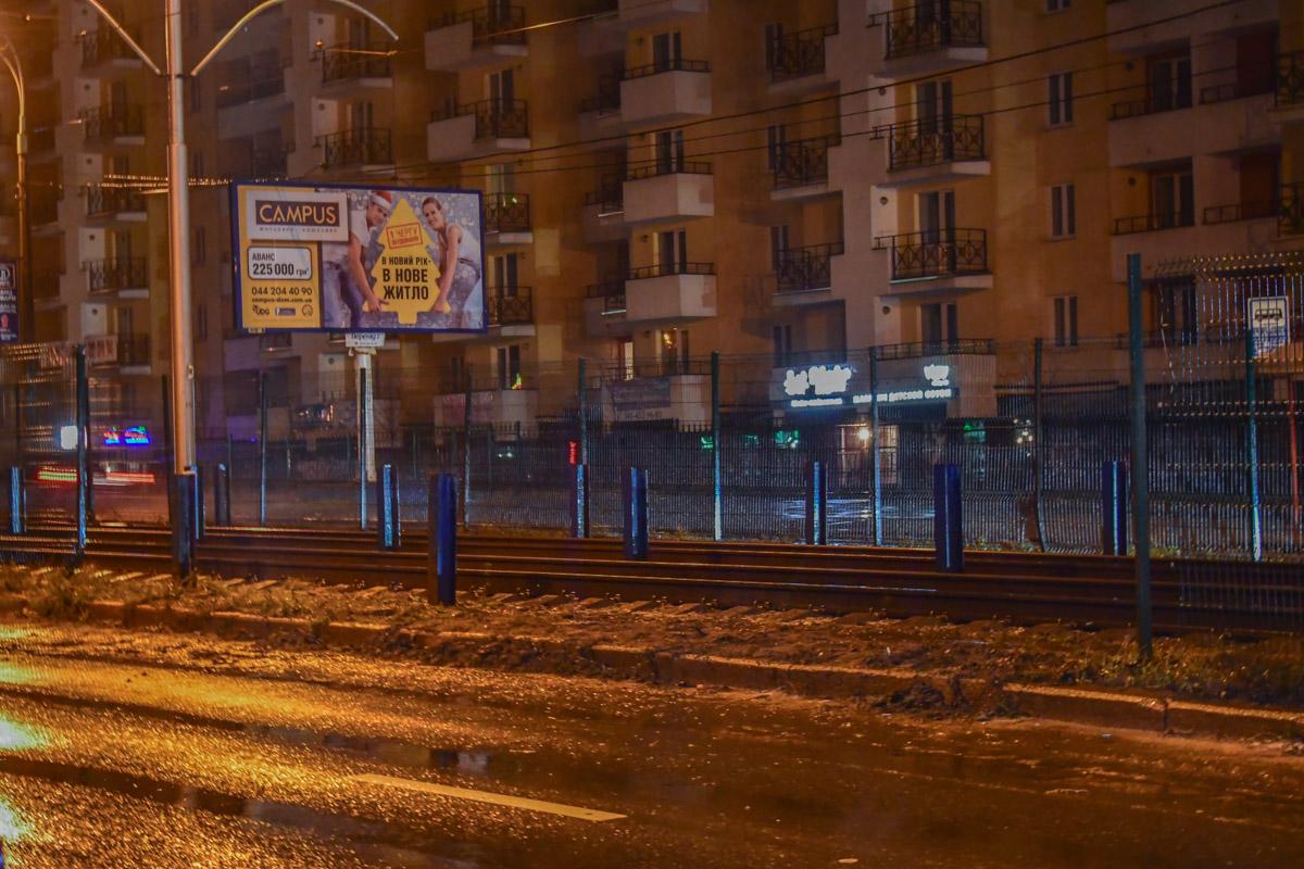 Вскоре работу городских трамваев было возобновлено