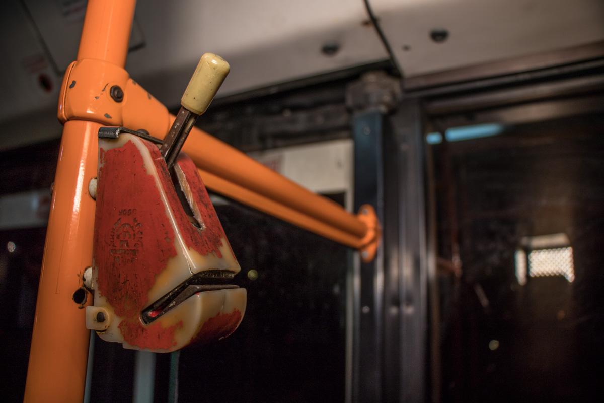 Троллейбус на маршруте 2009 года выпуска