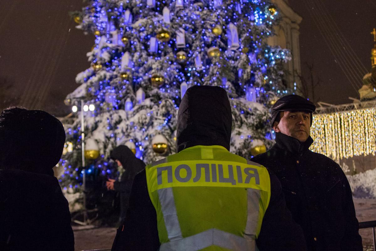 Полиция обещает качественную работу на Новый год