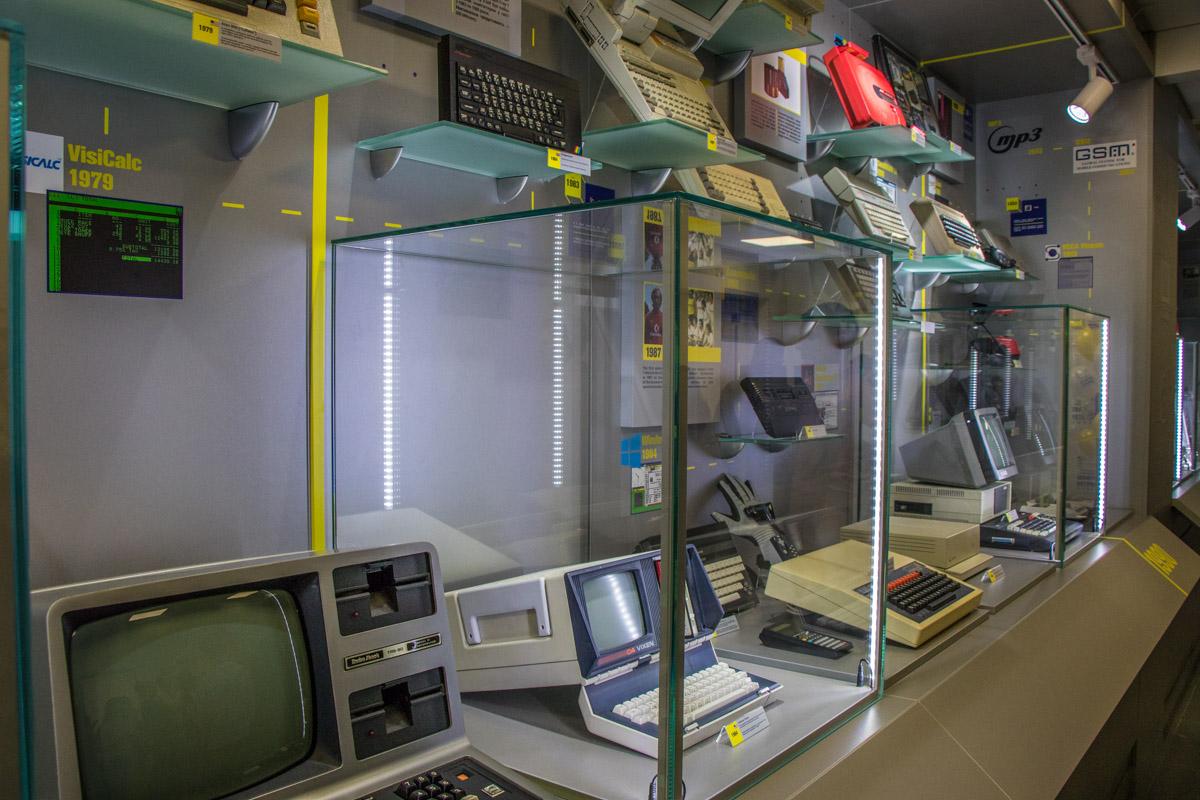В Киеве открыли первый музей компьютеров