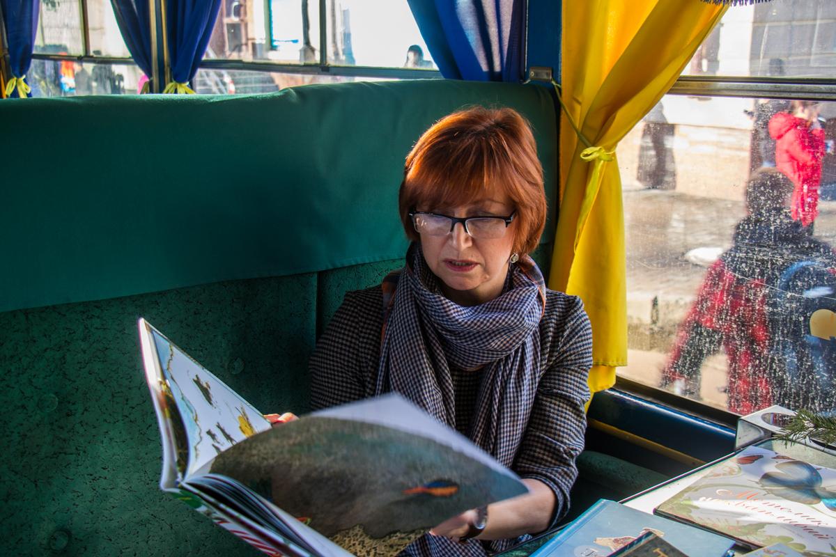 Детям читали сказки