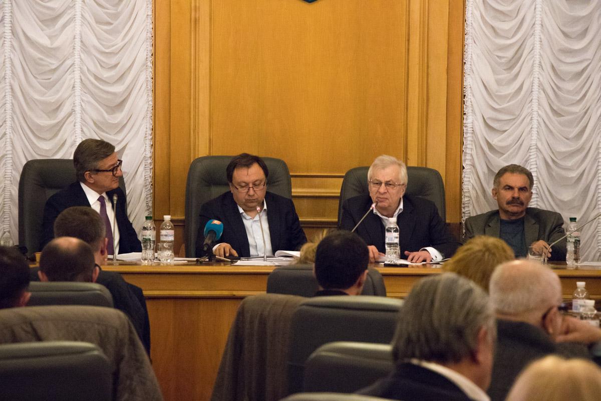 В конфликт вмешался Комитет Верховной Рады Украины по вопросам культуры и духовности