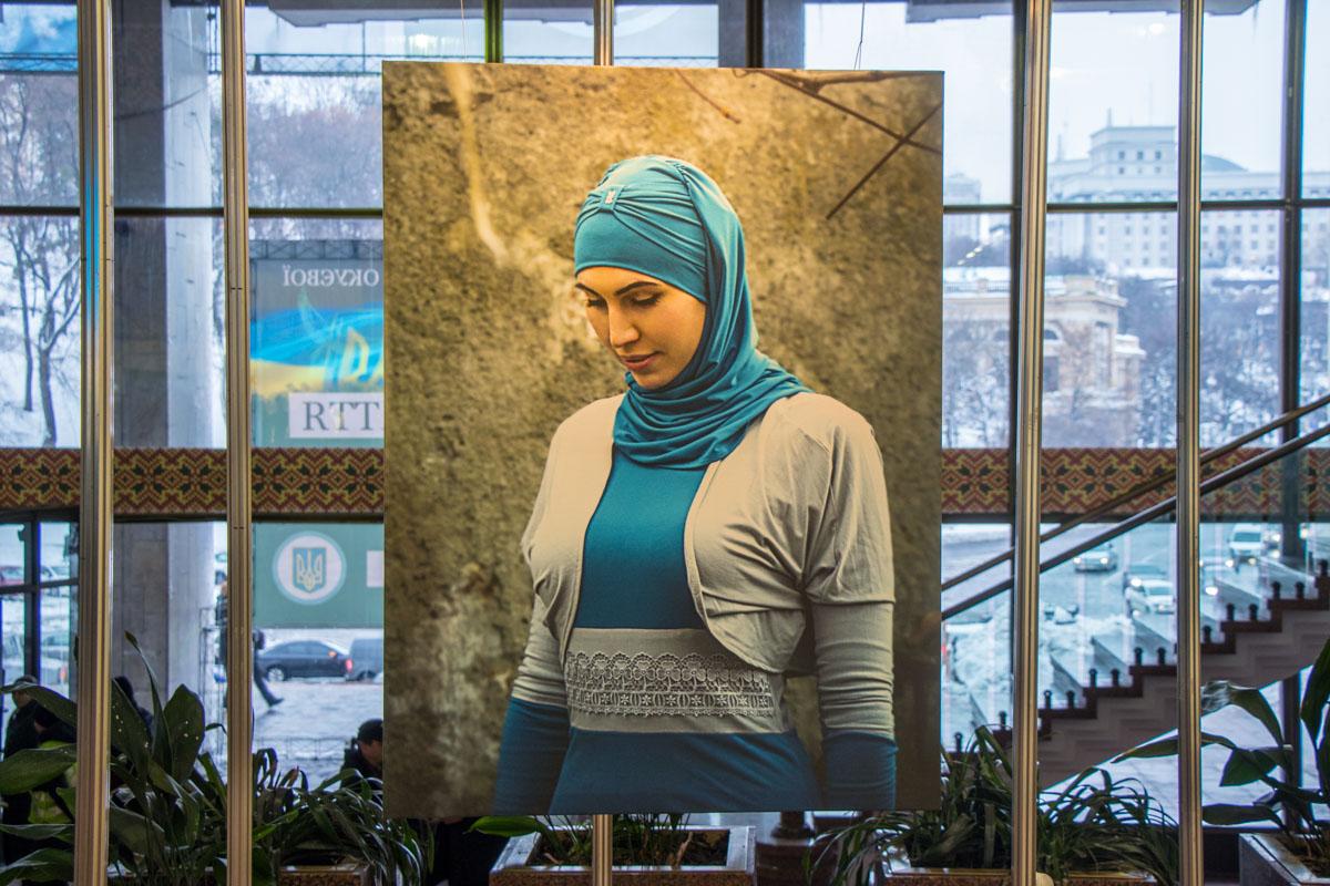 В самый трудный момент для Украины Амина встала на защиту родной земли