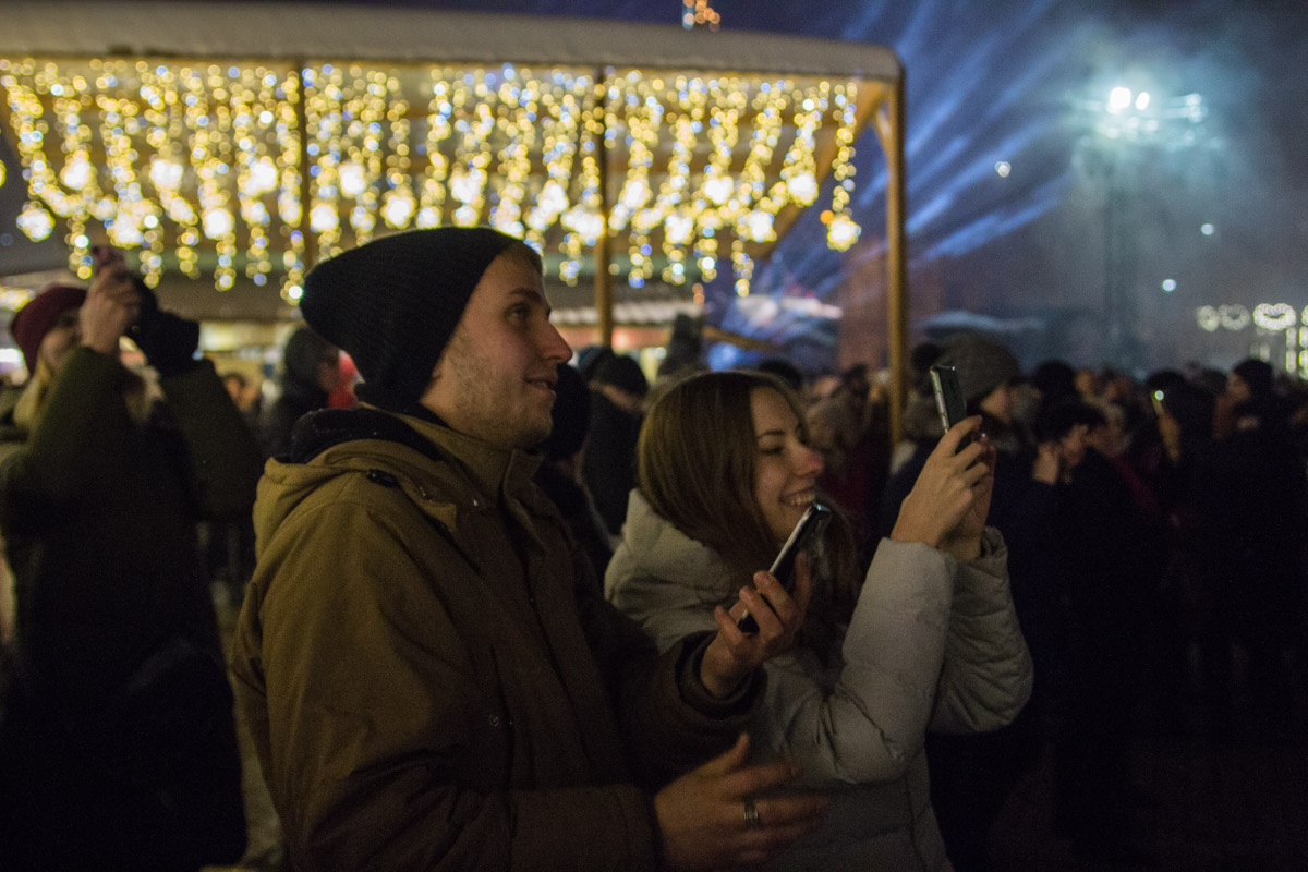 Праздник на Софии продлится до 14 января
