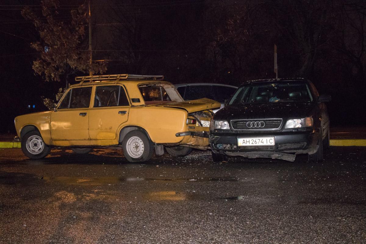 На прочность испытан советский и немецкий автопром