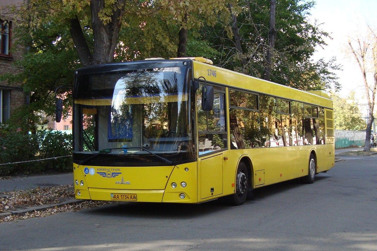 В ноябре 2017 года мэр Киева Виталий Кличко протестировал один из новых автобусов «МАЗ»