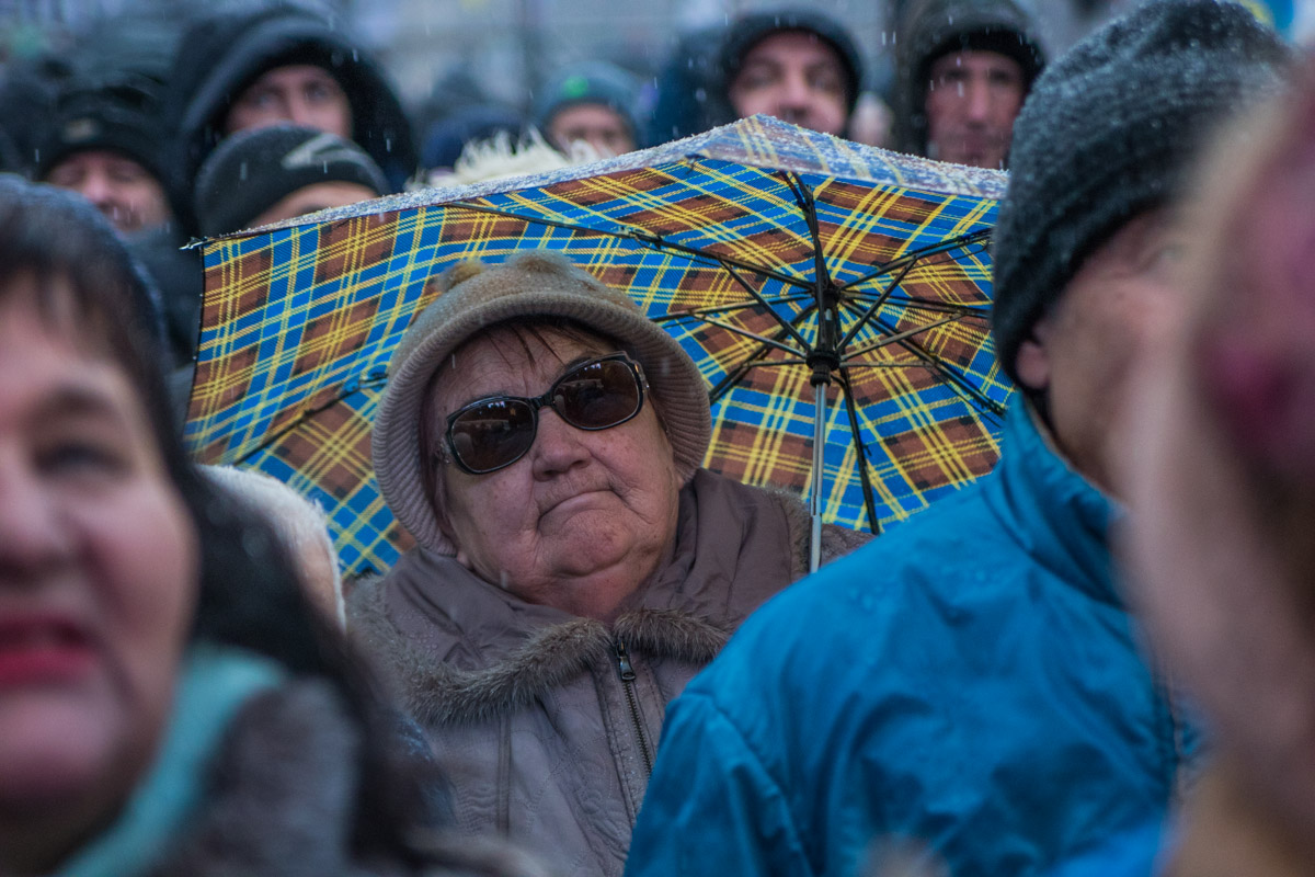 ВКиеве начался марш заимпичмент
