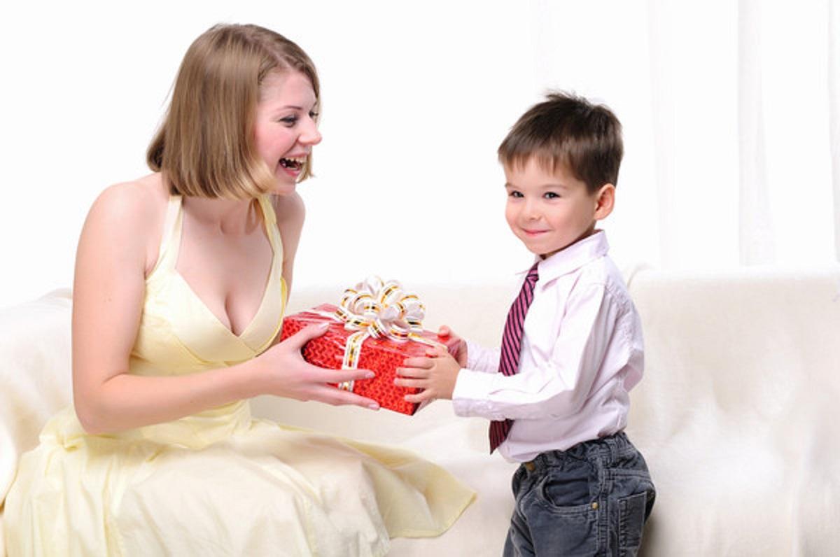 Поздравления маму с сыном 8лет