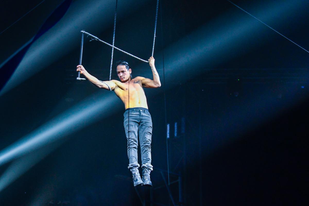Звезда экстрим-шоу в Венесуэле - Джеффри