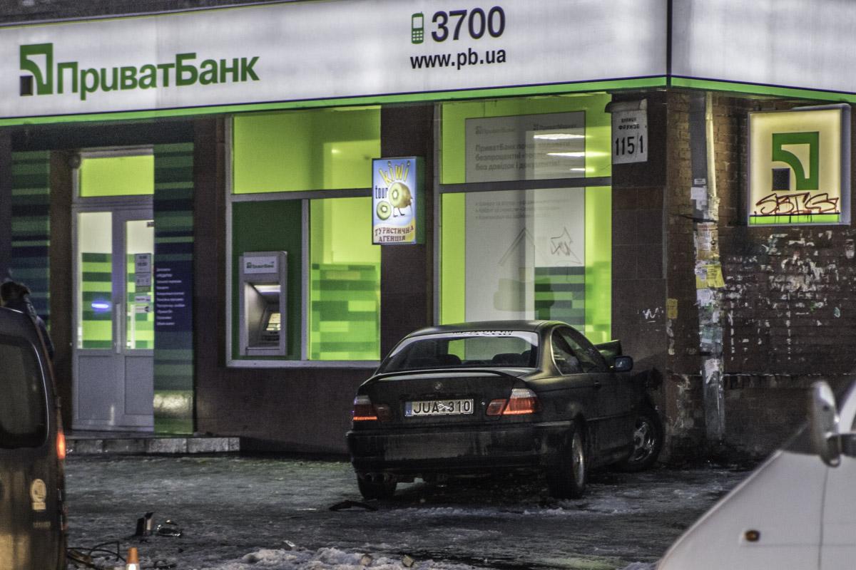 ДТП произошло около 13:00 на улице Кирилловской