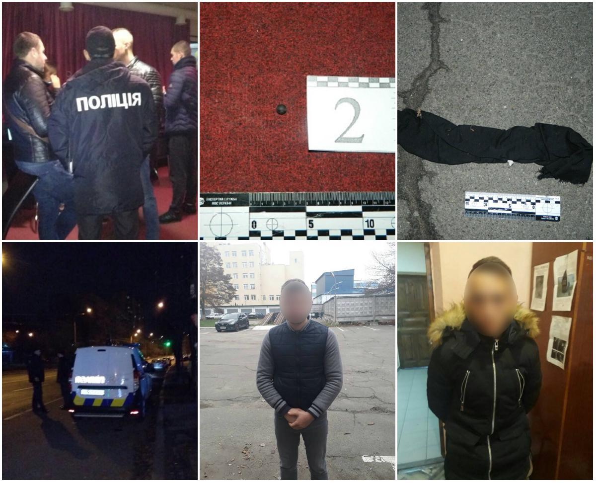 Полиция задержала двух подростков, которые ограбили лотерейное заведение