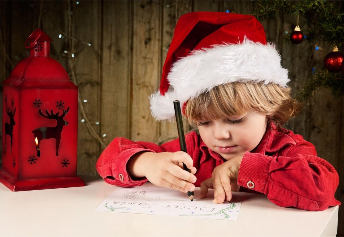 Отправить письмо Санте или Дедушке Морозу смогут и детки и взрослые