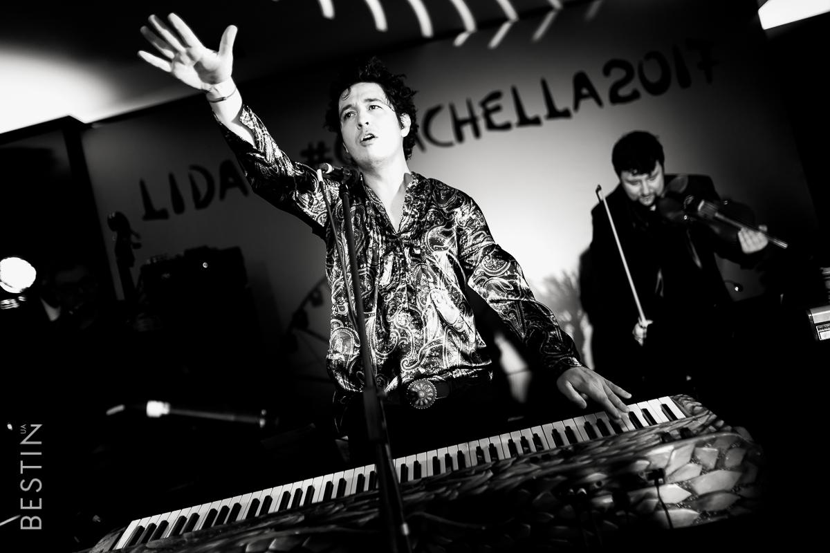 Дмитрий Шуров сыграет эксклюзивный сет
