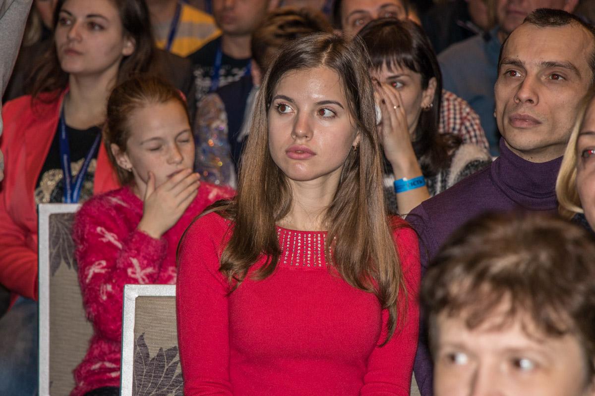 Гости с восхищением смотрели на Ольгу Лящук, Кирилла Шимко и других талантливых спортсменов