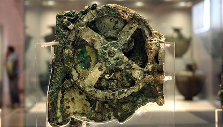 Древний Антикитерский механизм