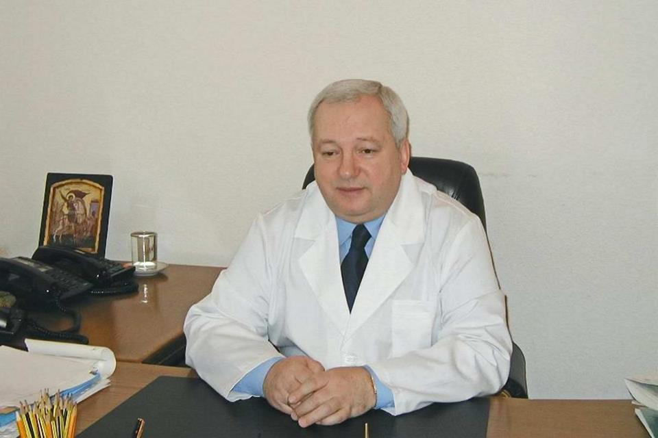 Юрий Фещенко - академик НАМН Украины, главный пульмонолог страны
