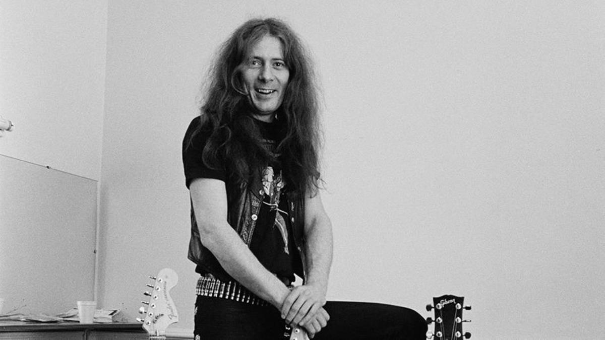 На 68-м году скончался гитарист легендарной группы Motorhead Эдди Кларк