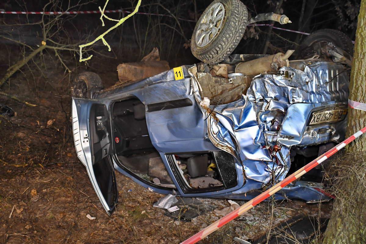 Водитель автомобиля находился в состоянии алкогольного опьянения