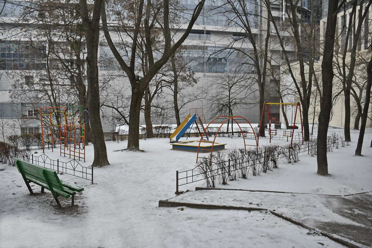 Погода предсказала снежную зиму