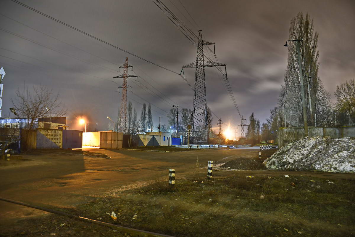 В некоторых местах Корчеватого достаточно мрачно