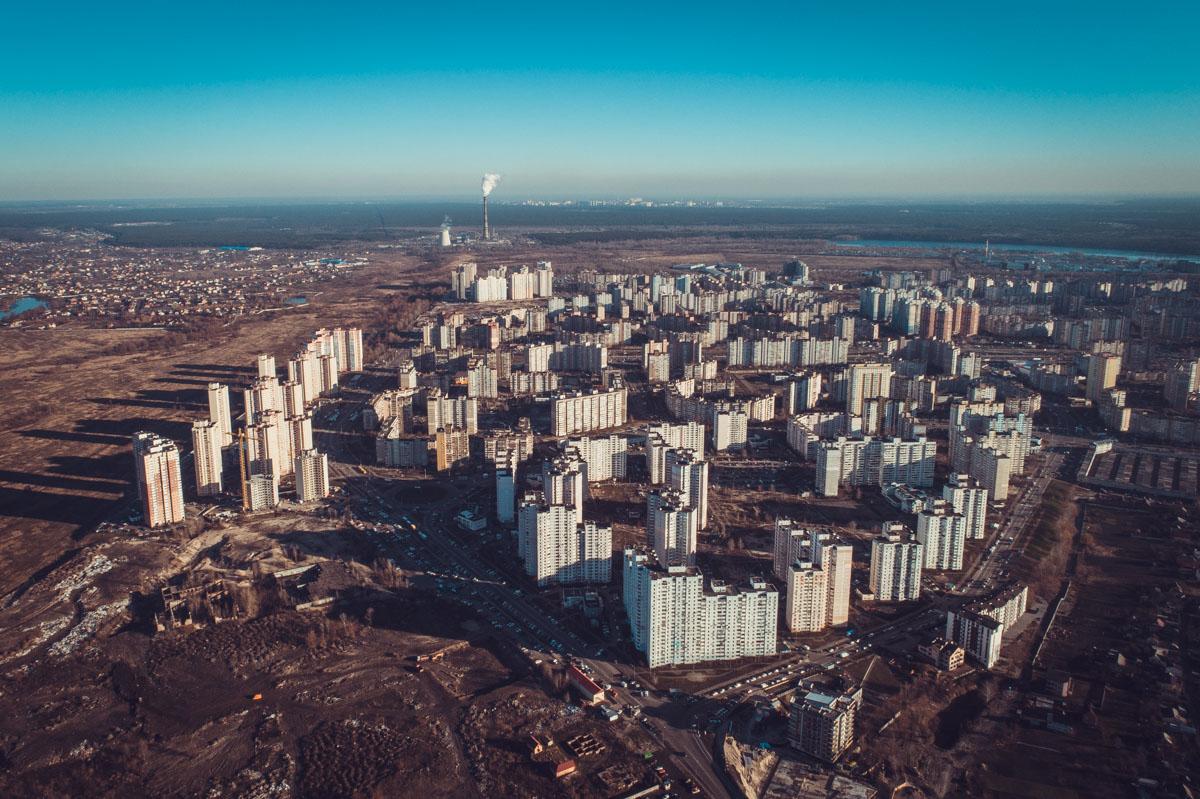 """""""Остров"""" на окраине Троещины привлекает клипмейкеров и экстремалов"""