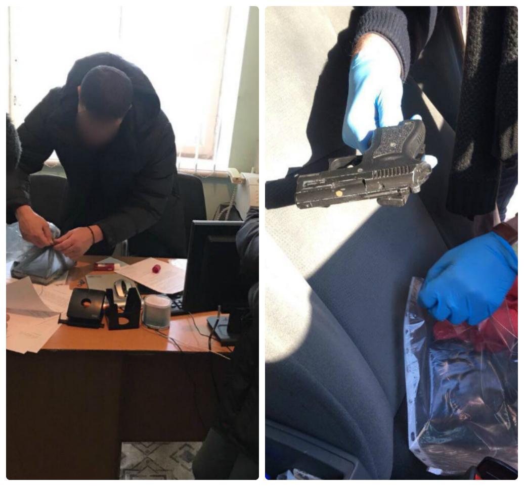 В Киеве полицейские и воры организовали преступную группировку