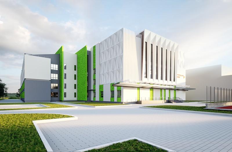 Проект энергонезависимой школы на Осокорках