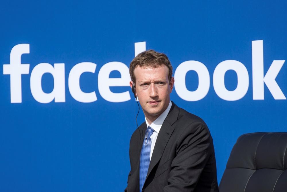 Основатель Facebook - Марк Цукерберг