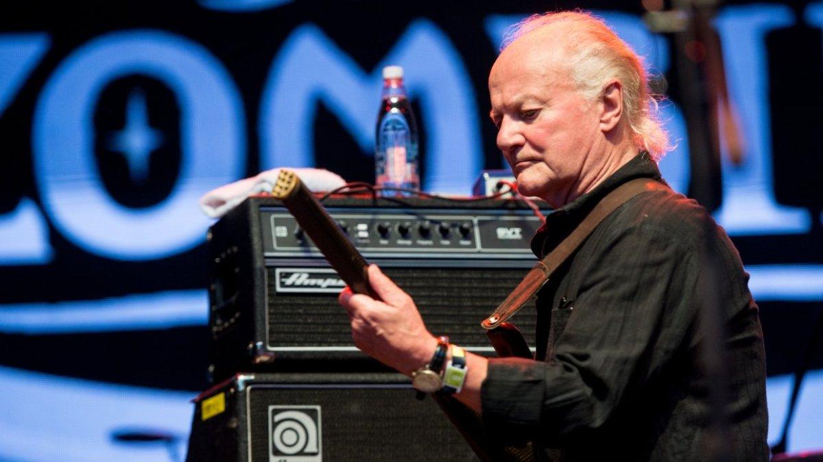 Джим Родфорд в возрасте 76 лет
