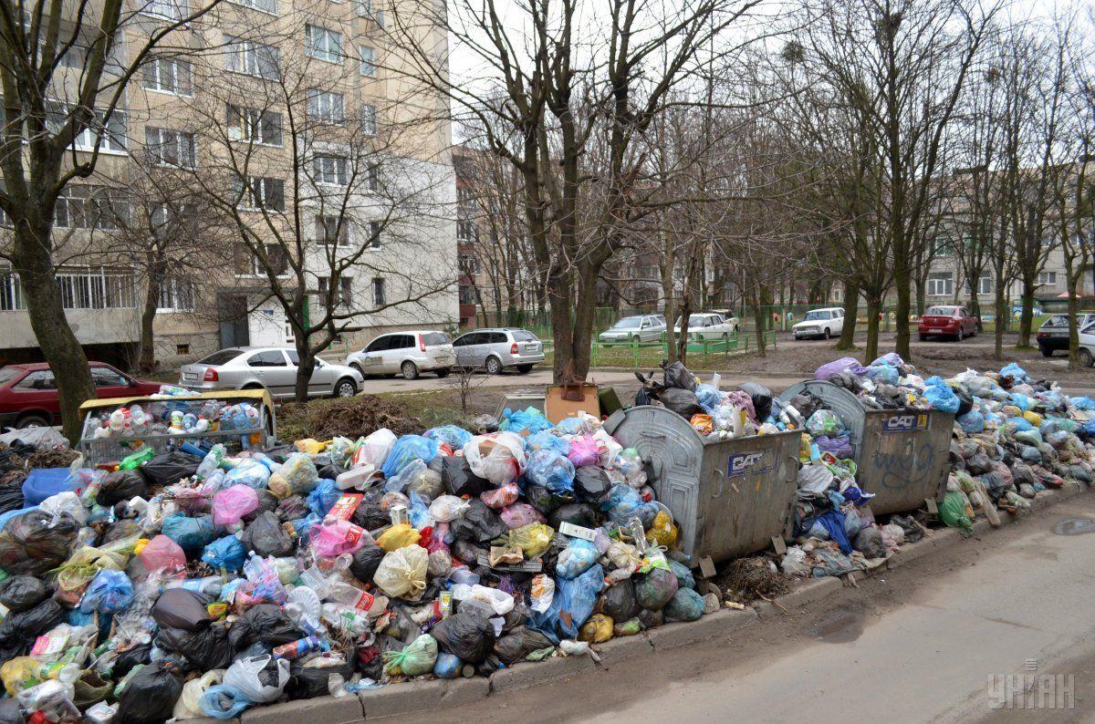 Граждан обязали сортировать мусор