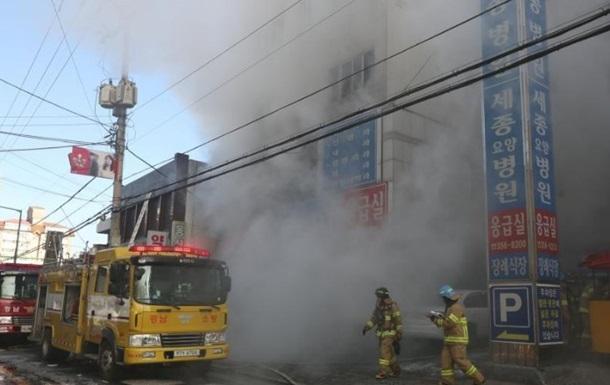В результате пожара погибли 33 человека и 79 получили ранения