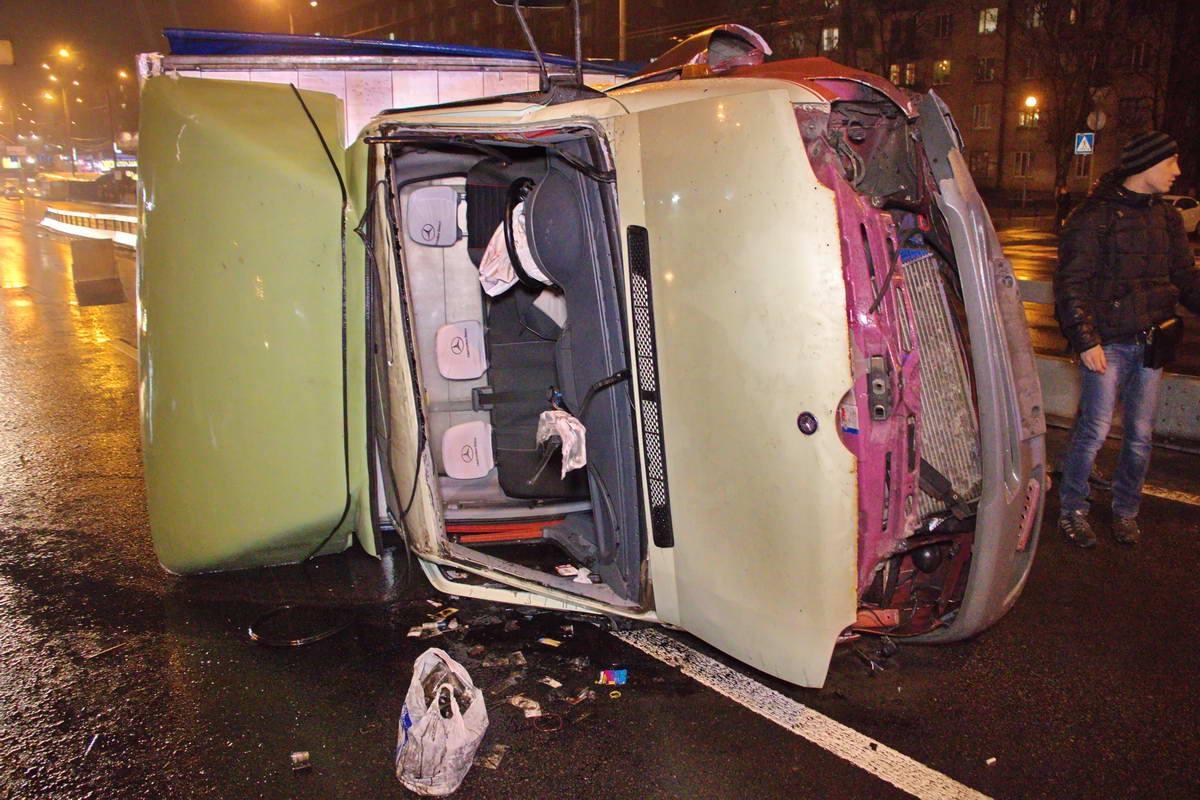 Медицинская помощь водителю авто не понадобилась