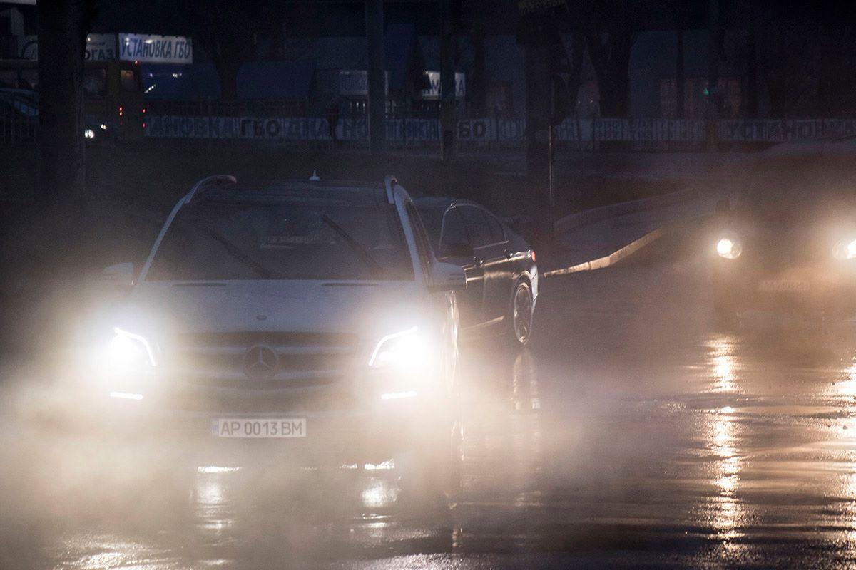 По улице Семьи Кульженко потекли ручьи кипятка