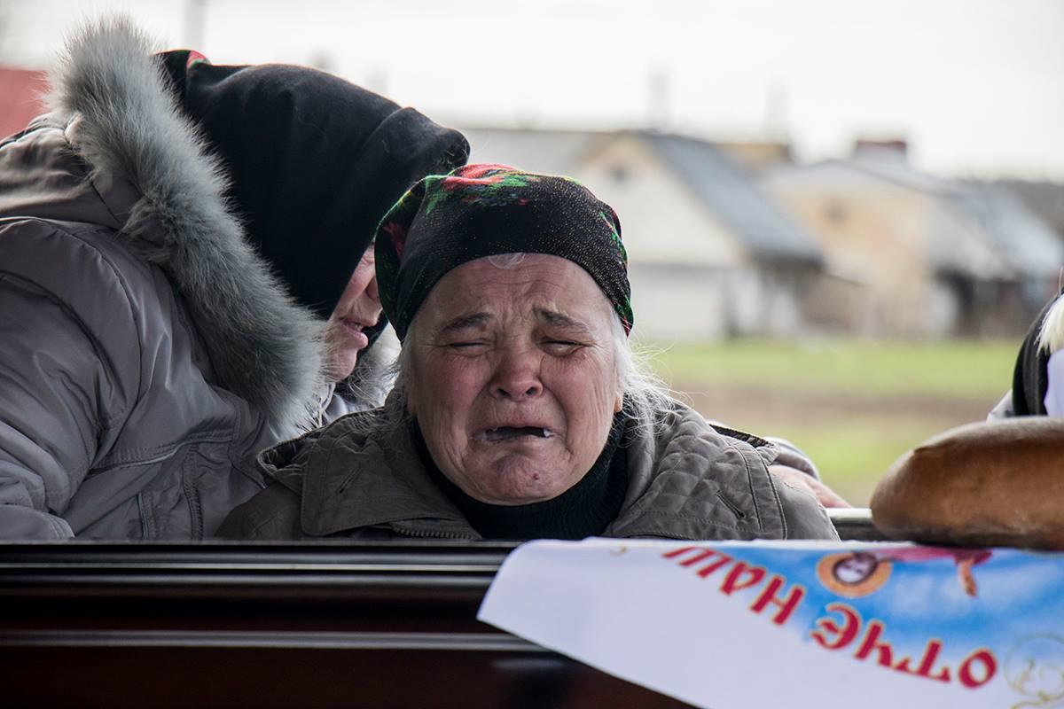 Мать Ирины Ноздровской находилась в сильном эмоциональном потрясении