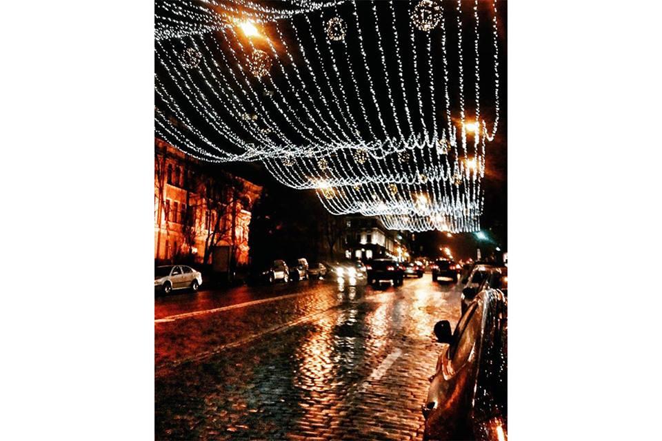 Дух Рождества витает в воздухе, фото: nikagritsenko
