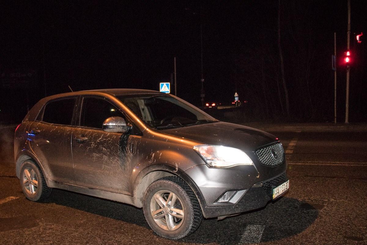 За рулем авто был гражданин Турции