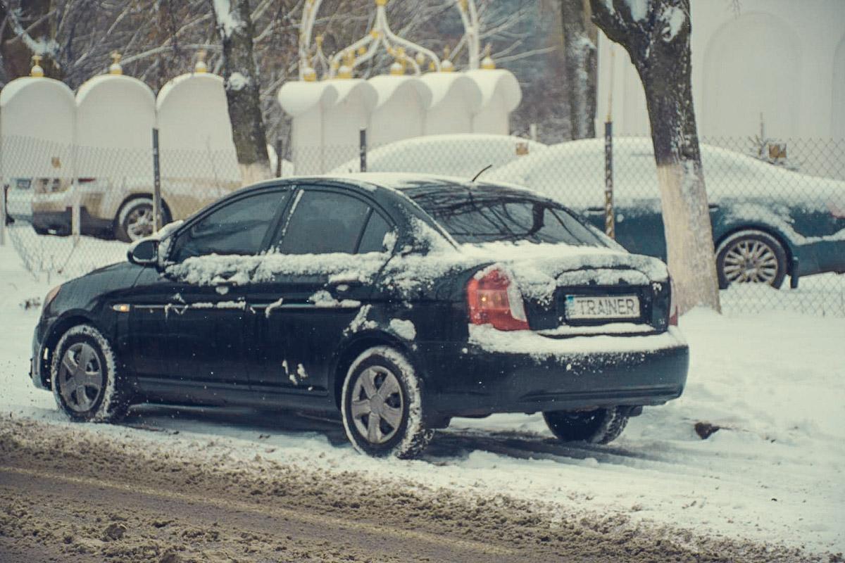 """Пассажира Mazda в шоковом состоянии забрала """"скорая"""""""