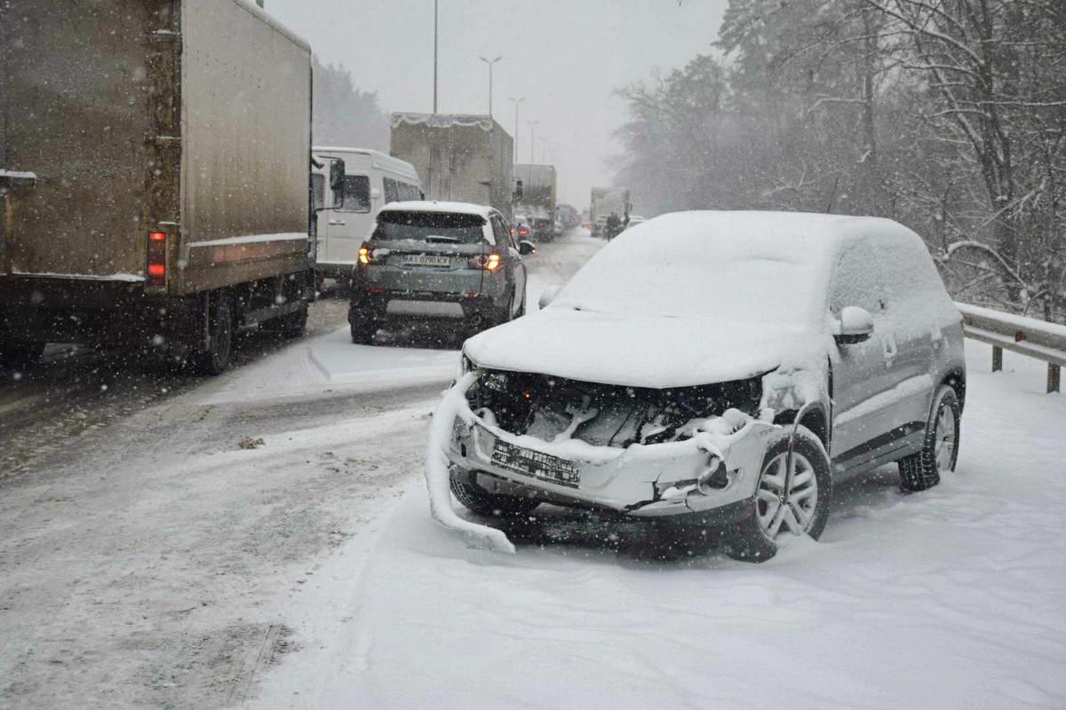 В аварии никто не пострадал
