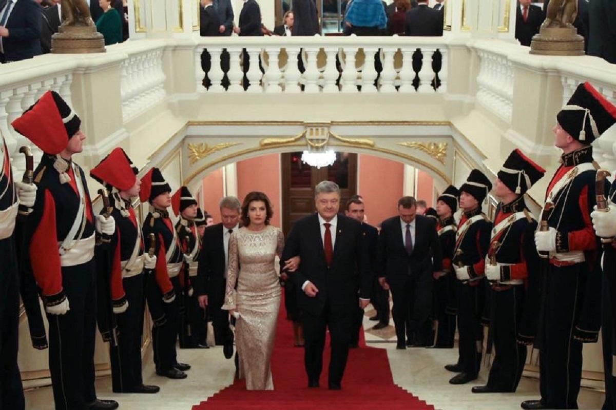 После реконструкции открыли Мариинский дворец