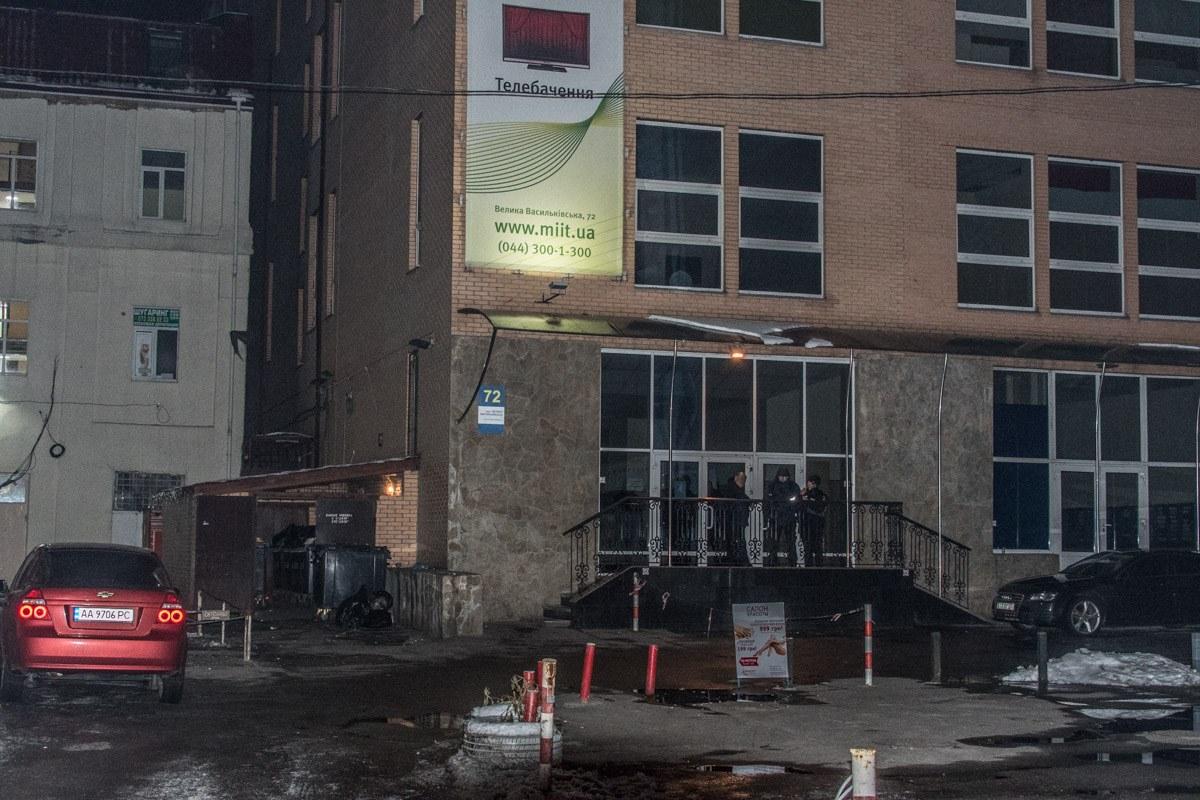 На улице Большой Васильковской якобы заминировали ночной клуб LIFT