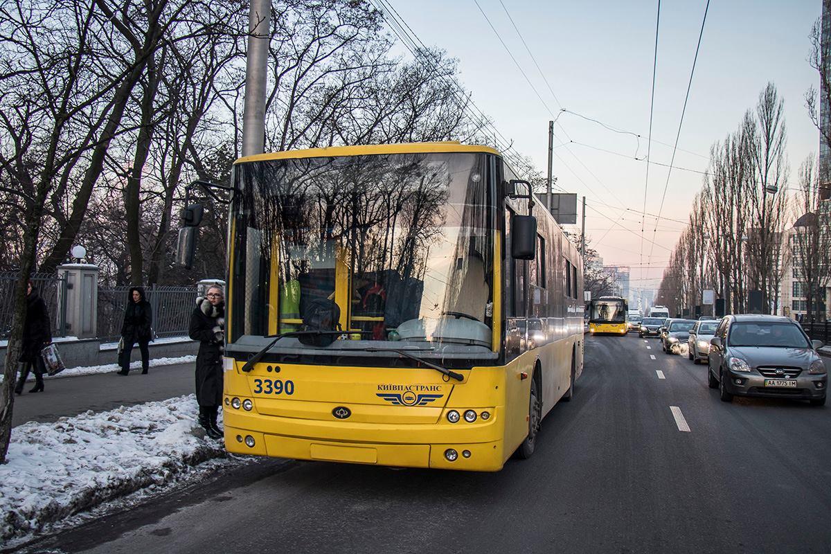 Мужчина ехал на троллейбусе №8 в сторону центра