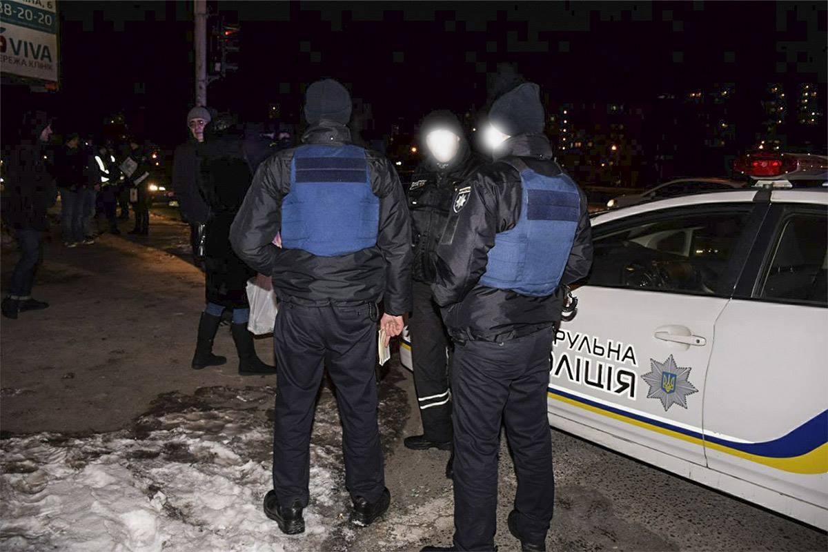 Задержать преступников удалось патрульной полиции