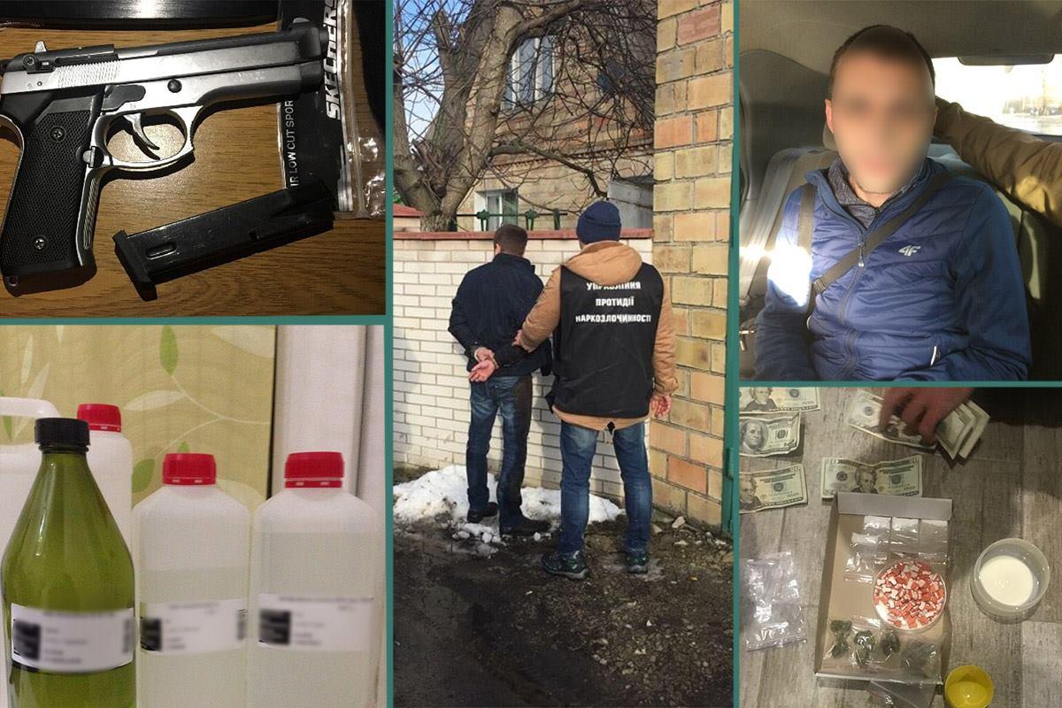 Полиция изъяла товара на миллион гривен