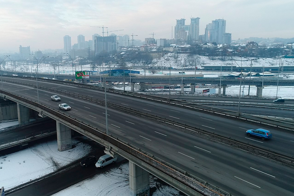 Микрорайон по праву считается одним из самых живописных в Киеве