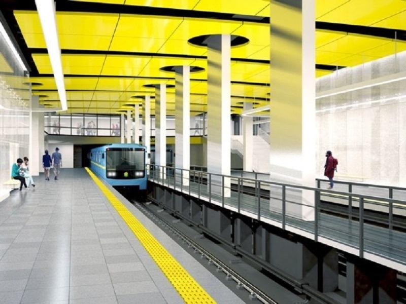 В 2018 году начнут строительство ветки метро на Виноградарь