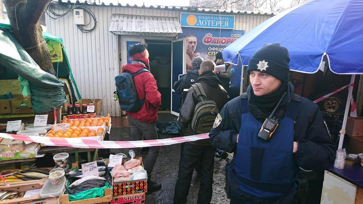 Стрельба произошла на улице Лагерная