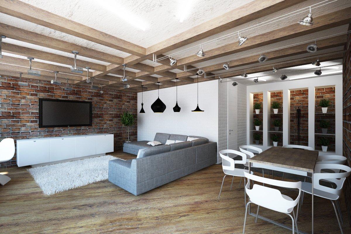 Наибольшей популярностью пользуются однокомнатные квартиры большой площадью