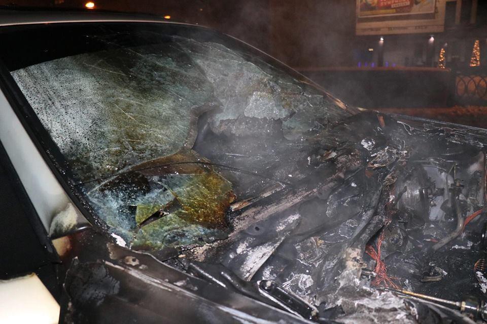 Водитель авто после инцидента сбежал