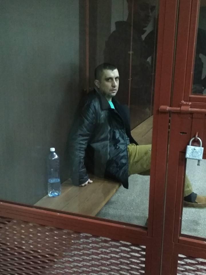Сестру Ноздровской сбил пьяный водитель, племянник председателя Вышгородского райсуда Дмитрий Россошанский