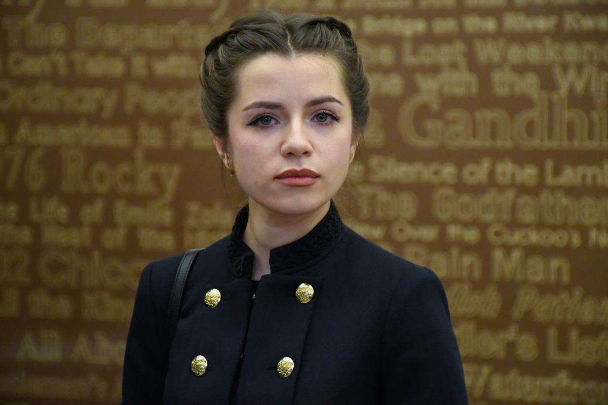 25-летняя украинская певица Кристина Соловий